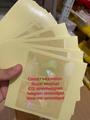 nSC New SC ID DL hologram overlay sticker uv card nSouth Carolina ID template