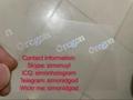 Oregon OR OVI hologram sticker with UV