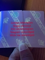 Polycarbonate card New FL Florida ID UV card WITH magnetic strip 3