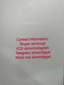New Arizona AZ OVI pref teslin paper sheet with micro holes AZ ID template 3