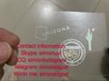 New Arizona AZ OVI hologram overlay AZ ID template 2
