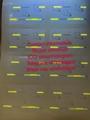 Louisiana LA OVI hologram OVI overlay with UV LA ID template 4