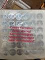 Georgia GA Driver Lice hologram sticker