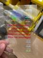 Australia NSW New South Wales ID hologram overlay sticker