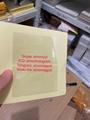 Tennessee TN ID DL hologram overlay sticker Tennessee ID template