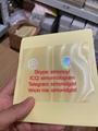 PP card hologram overlay sticker PASSP CARD