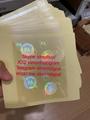 Pennsylvania PA ID UV hologram overlay sticer with UV Pennsylvania ID templatek 3