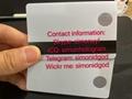 NEW Florida FL ID DL UV card  NEW FL hologram ID template
