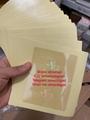NEW NC ID DL hologram overlay sticker North Carolina ID template 2