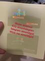 Michigan MI ID DL hologram overlay sticker Michigan ID template