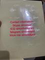 NEW Mississippi MS ID ovi UV hologram overlay sticker Mississippi ID template