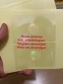 Massachusetts MA ID DL hologram overlay sticker UV Massachusetts ID template 3