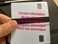 Colorado CO ID DL hologram overlay CARD with UV  Colorado ID template 2