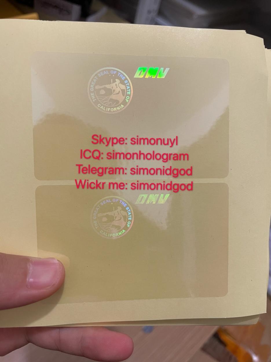California CA ID DL hologram overlay California ID template 1