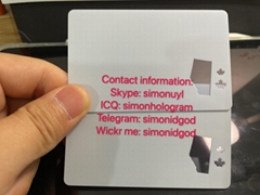 Canada ID card  Alberta ID card