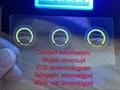 New Nevada NV hologram overlay WITH UV OVI hologram sticker overlay for NV DL