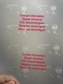 MO Missouri hologram OVERLAY UV laminate sheet  MO ID teslin paper
