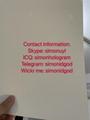 New CA California OVI laminate sheet New CA UV hologram Teslin paper pref 4