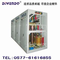 厂家直销三相大功率电力稳压器SBW-1200KVA