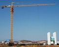 chinese manufacture QTZ125 tower crane