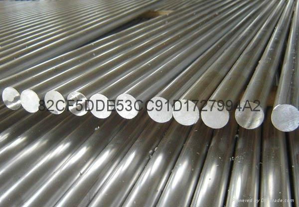 供应苏州双金特钢Z2CN18-10不锈钢圆钢 1