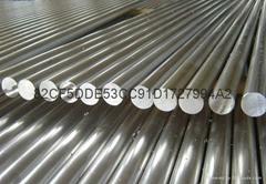 供应苏州双金特殊钢Z2CND16-04不锈钢圆钢