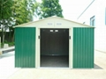 Gable Roof Garden Sheds