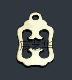宸藝華生產訂製古典傢具吊牌 1