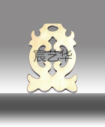 宸藝華生產訂製古典傢具吊牌 2