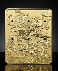 宸藝華生產古典傢具銅件