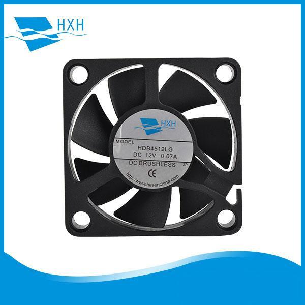 汽车音响用散热风扇4510 45mm 低噪音风扇 2