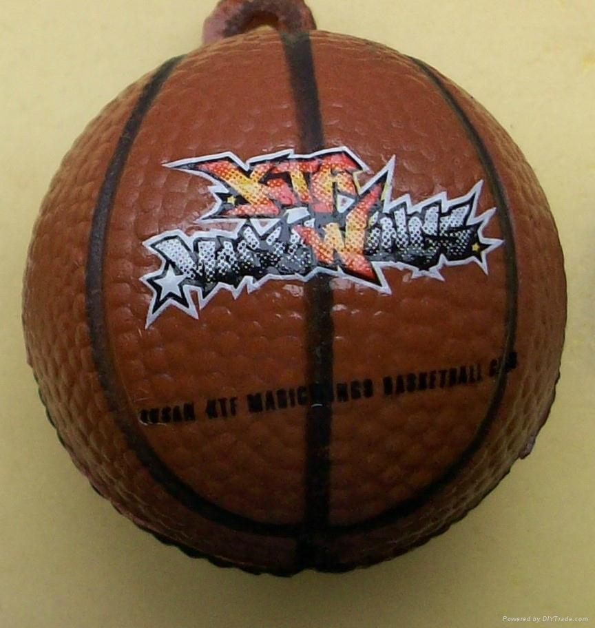 PU篮球 3