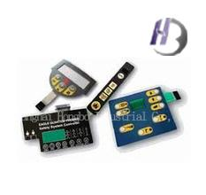 Simple Design Polyester Panel Membrane Switch