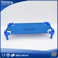 Durable Cheap Easy Building Children Furniture Stackable Plastic Kids Bed 3