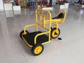 Preschool Nursery Children Cart Toy