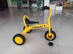 Three Wheel Balance Multiplayer Team Work Spirit Kids Bicycle