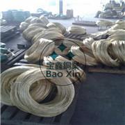 广东h59黄铜线 拉链黄铜线 h65小直径无铅黄铜线