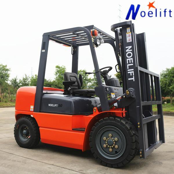 3ton diesel forklift  4