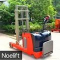 electric reach truck pallet stacker 3