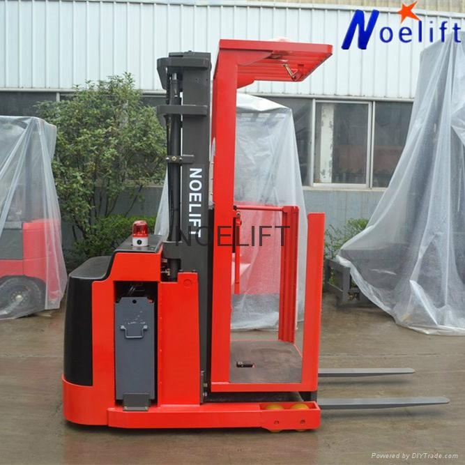 electric order picker 4