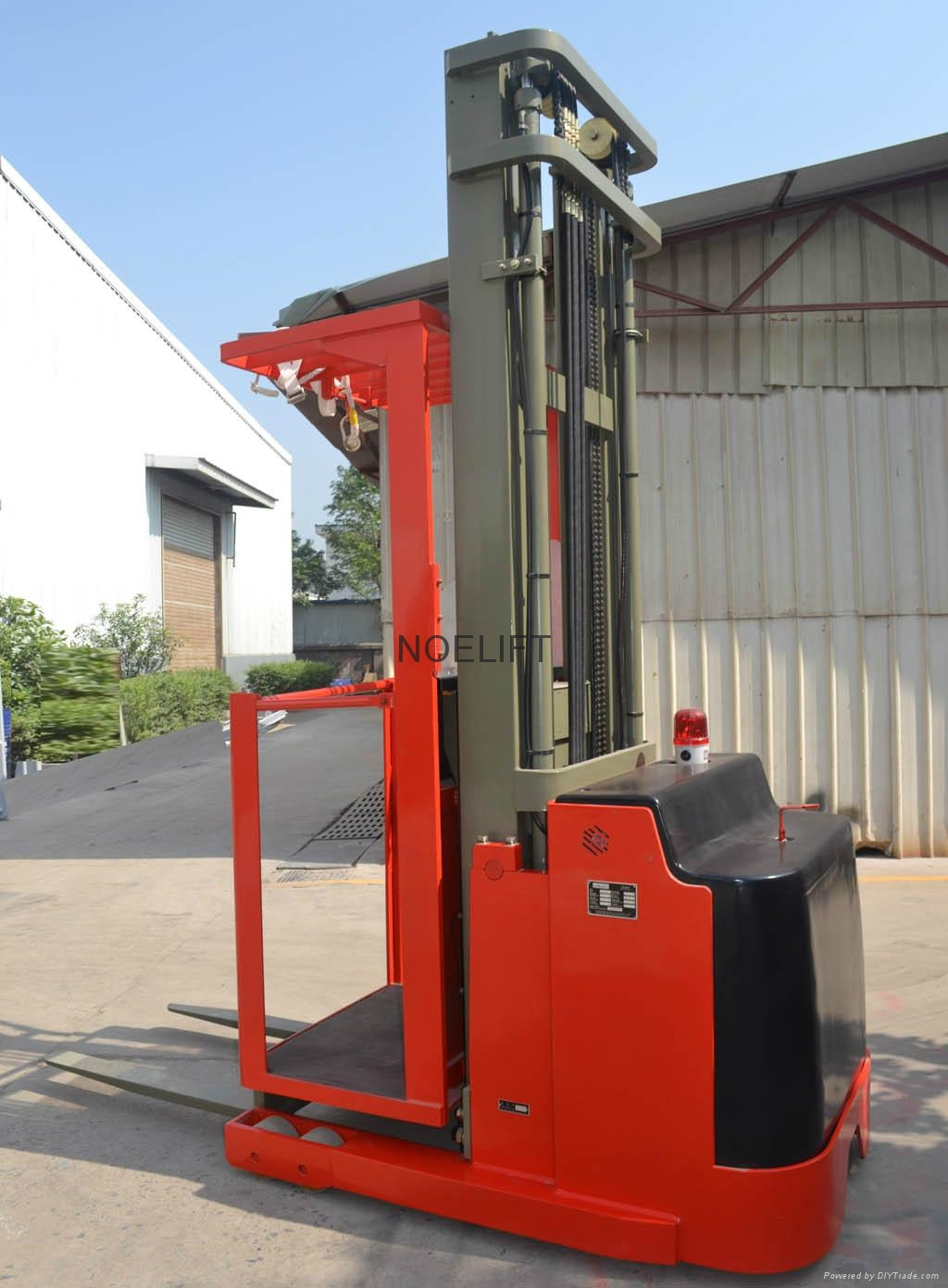 electric order picker 5