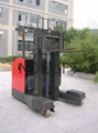4 direction pallet stacker 5