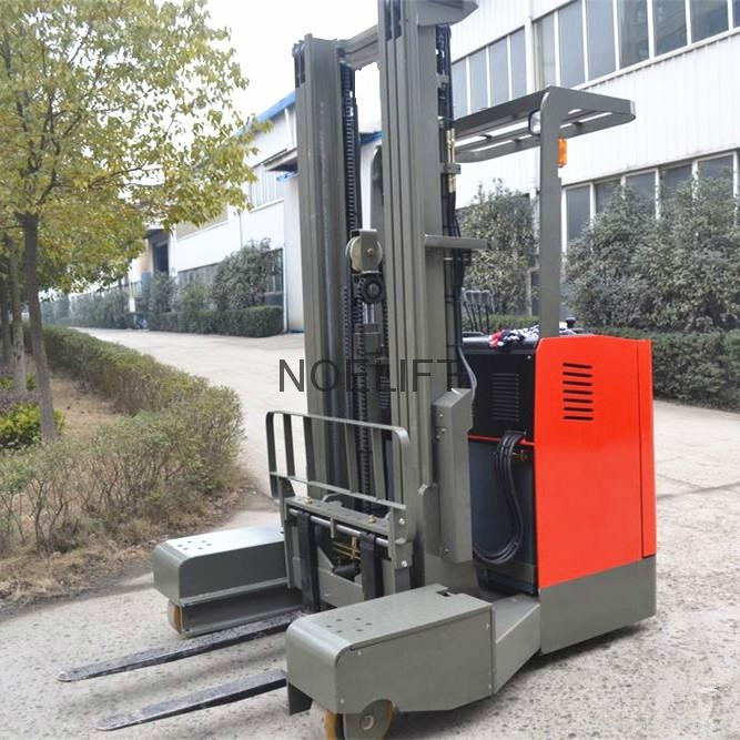 4 direction pallet stacker 2