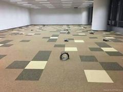 办公室尼龙方块毯