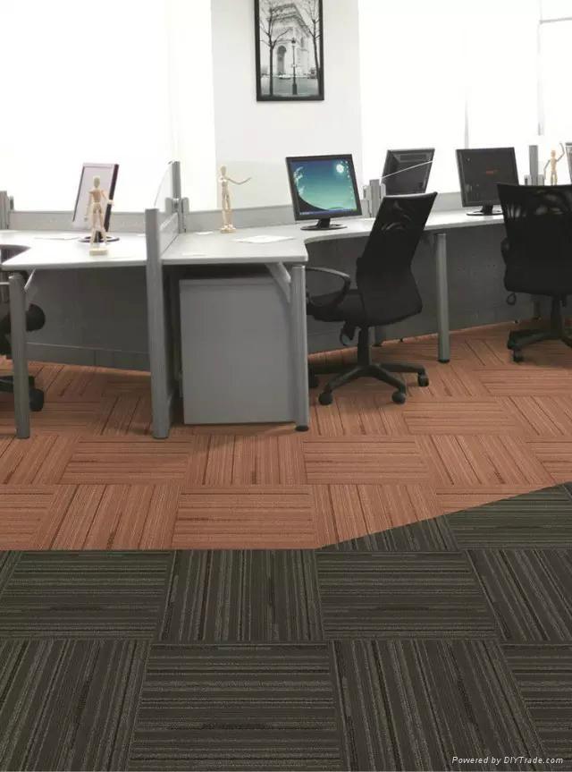 广州办公专用地毯 1