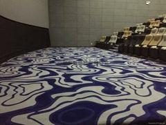 尼龙印花地毯订做