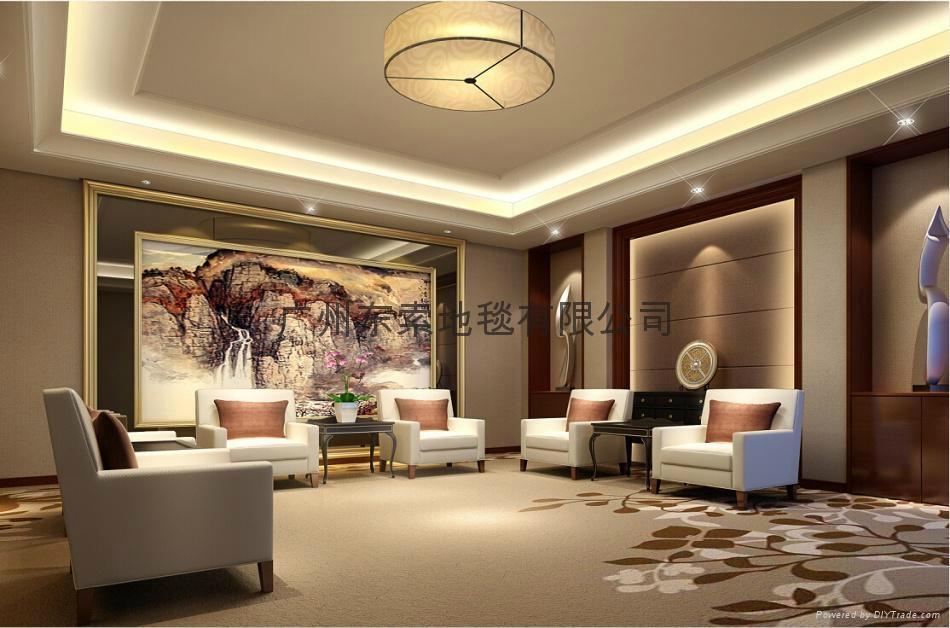 广州羊毛手工地毯 2