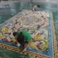 广州羊毛手工地毯 5