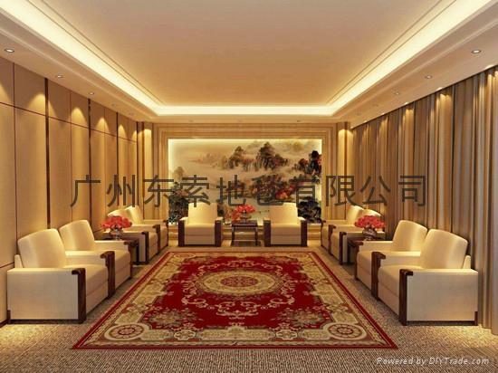 酒店大堂专用地毯 2