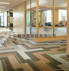 广州酒店工程地毯